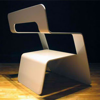 Futil Design – Get Bend Chair