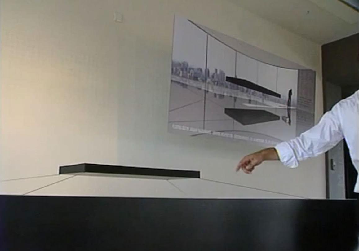 Picture of: Janjaap Ruijssenaars Magnetic Floating Bed