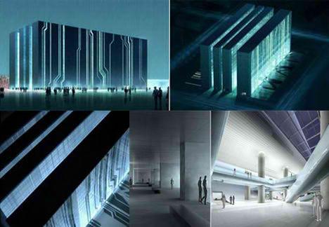 Digital Beijing Building - Studio Pei-Zhu