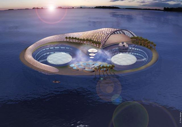 Hydropolis Underwater Hotel - Dubai UAE