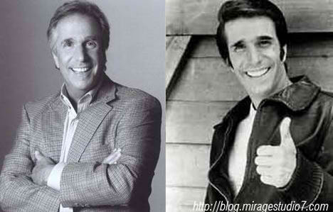 Renzo Piano Henry Winkler Famous Architects Separated at Birth