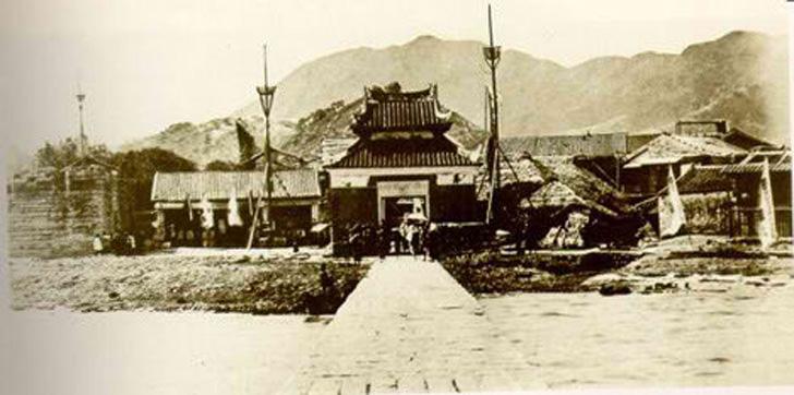 kowloon walled city hong kong gotham batman