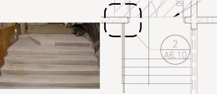 construction mistakes stairs