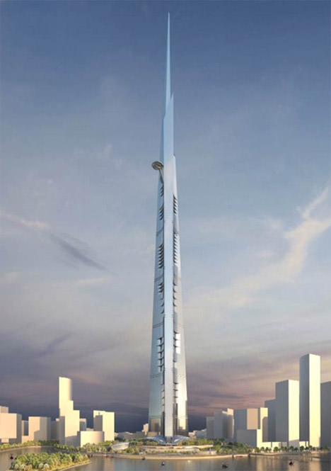 The 1KM Kingdom Tower