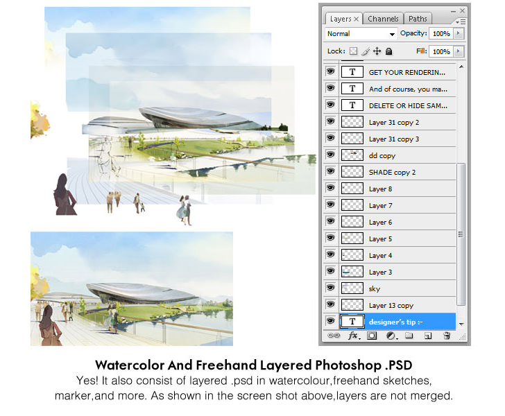 architectural-renderings