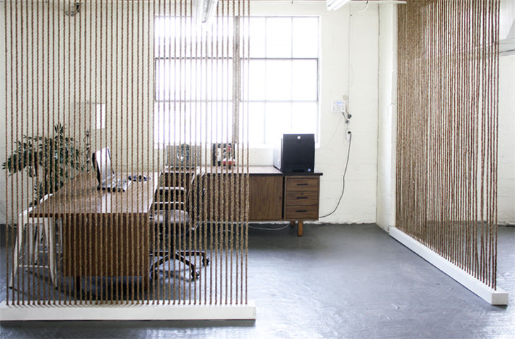 8 Creative Room Divider / Office Screen Partition Ideas ...