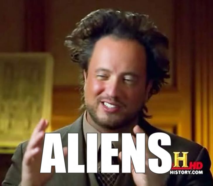 ancient aliens guy Giorgio A. Tsoukalos